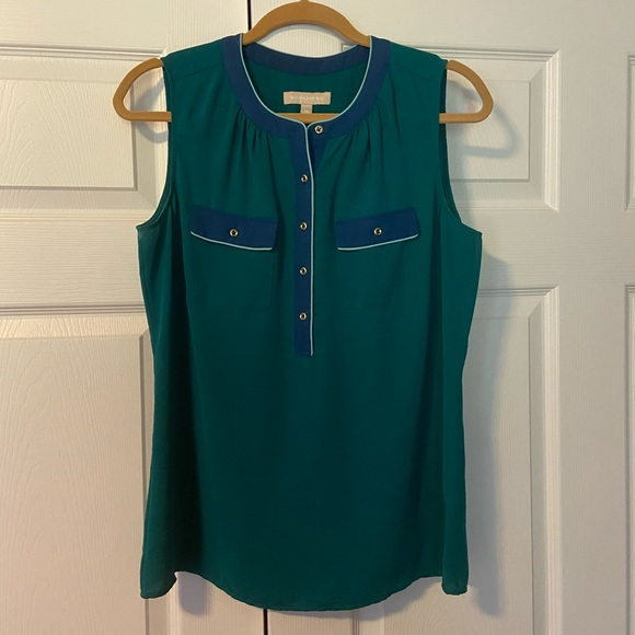Banana Republic Tops - Banana Republic Sleeveless Shirt